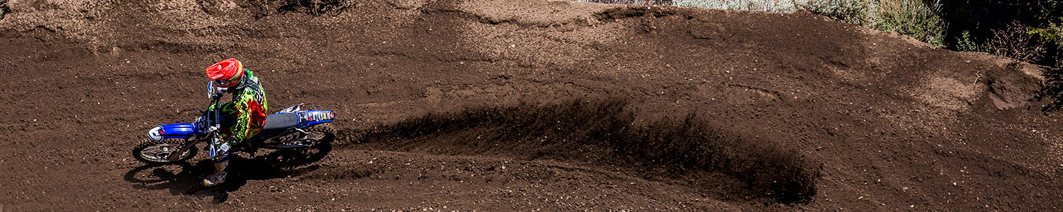 Motocross home page upper test